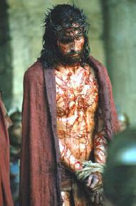 il sangue di 'The Passion'