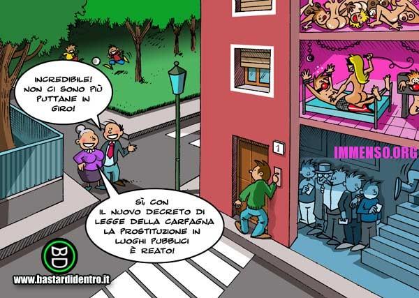 decreto antiprostituzione carfagna