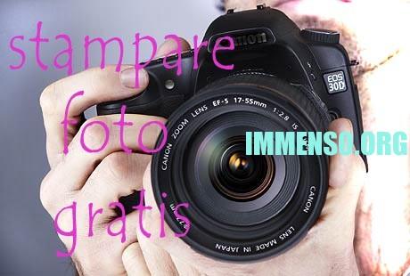 Stampare foto gratis – i siti con la promozione 30, 40, 100, 500 foto gratis