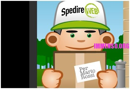 spedire pacchi online