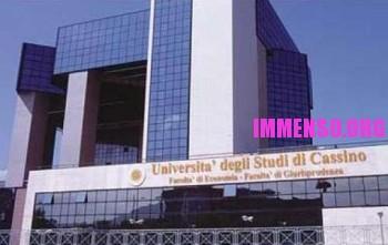 università cassino cambio nome