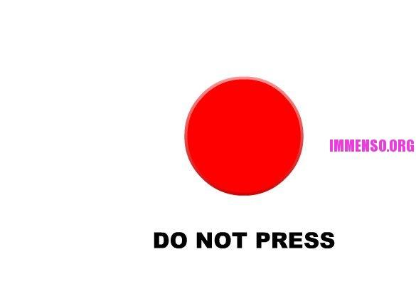 bottone rosso