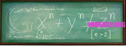 Google logo teorema Fermat