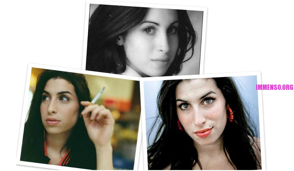 amy winehouse non drogata