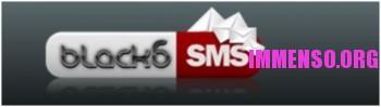 black6sms 5 sms gratis