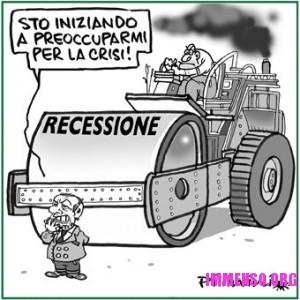 crisi italia declassamento
