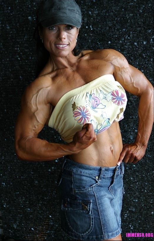 Donne bodybuilder nude foto 89