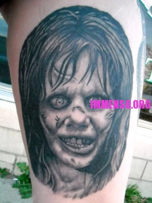 tatuaggio esorcista