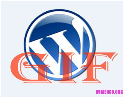 inserire gif in wordpress