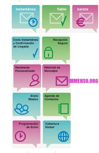 10 sms gratis: latinsms.net
