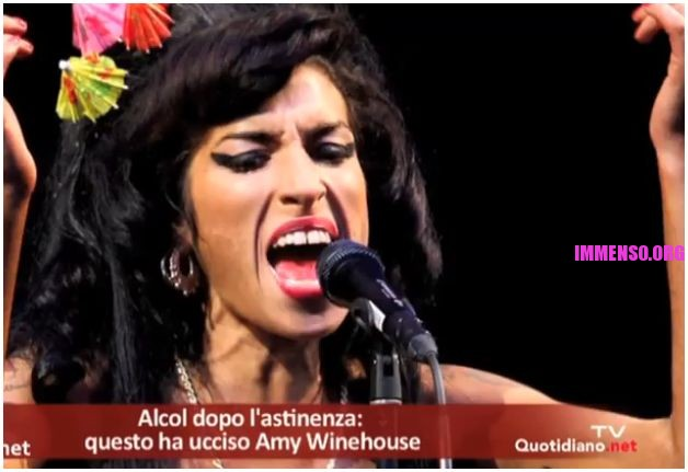 amy winehouse cause morte
