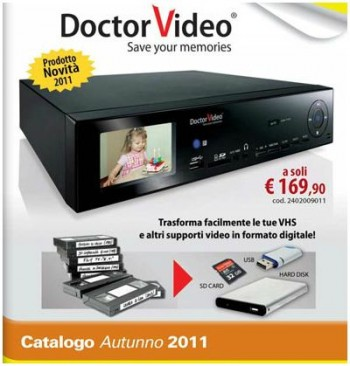 doctor video catalogo poste italiane