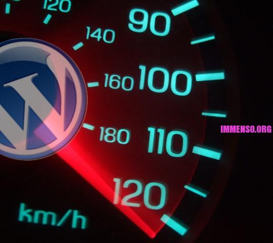 aumentare velocita wordpress