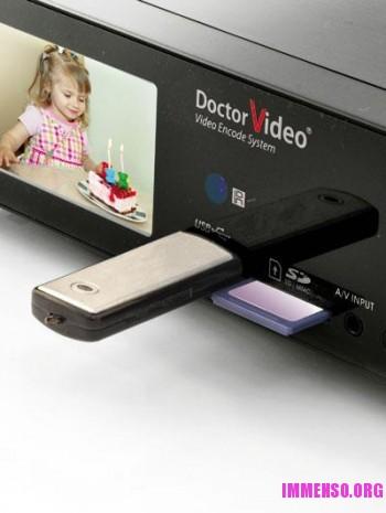 convertitore videocassette digitale