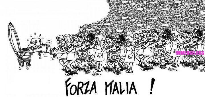 dimissioni di Berlusconi e futuro dell'Italia