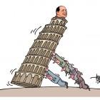 silvio berlusconi caricatura 24