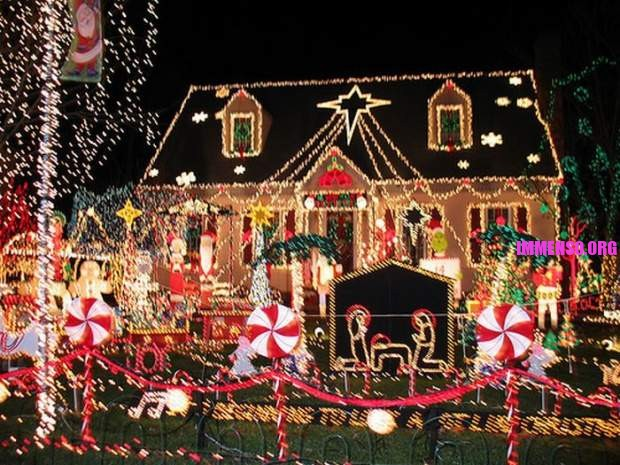 Immagini Case Natalizie.Foto Case Luci Natale 19 Le Piu Belle Decorazioni