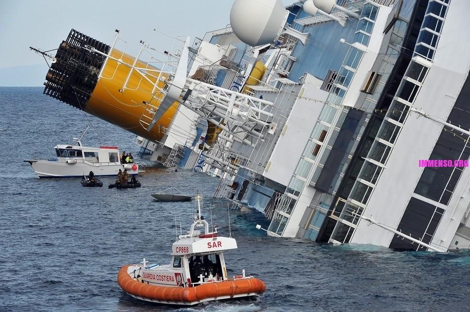 foto naufragio costa concordia 33