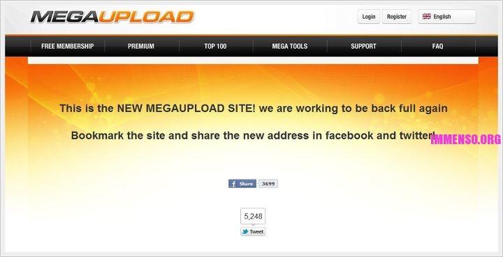 nuovo indirizzo megavideo