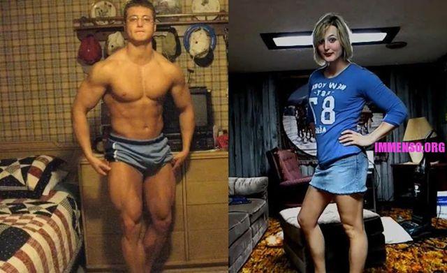trasformazione uomo donna foto 49
