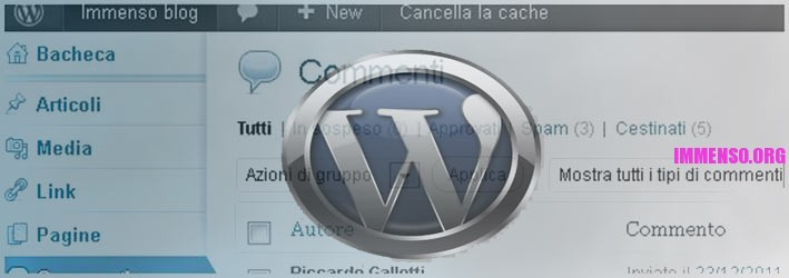 plugin wordpress per i commenti