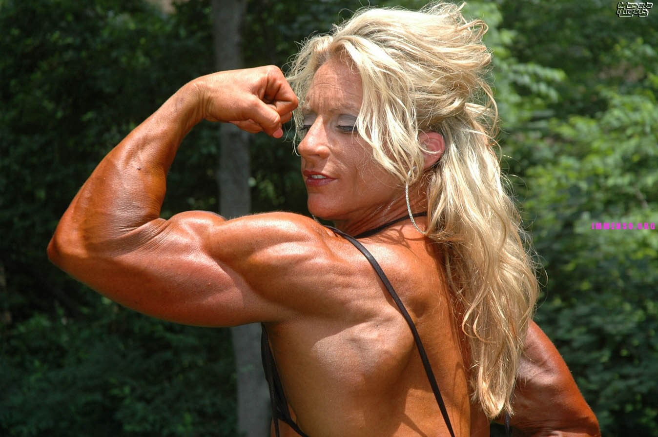 donne bodybuilding foto 36