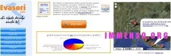 evasori.info segnalazioni evasioni fiscali web