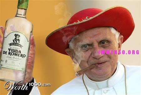 caricature papa (3)