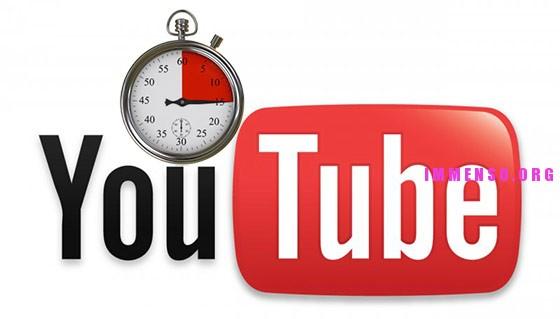youtube togliere limitazione 15 minuti durata dei video
