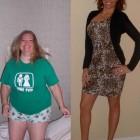 donne prima e dopo la dieta foto 03