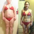 donne prima e dopo la dieta foto 08