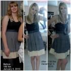 donne prima e dopo la dieta foto 14