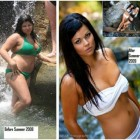 donne prima e dopo la dieta foto 16