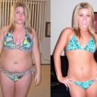 donne prima e dopo la dieta foto 17