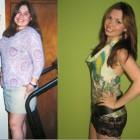 donne prima e dopo la dieta foto 20