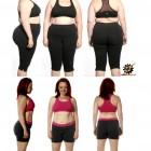 donne prima e dopo la dieta foto 22