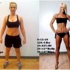 donne prima e dopo la dieta foto 23