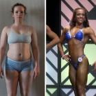 donne prima e dopo la dieta foto 26