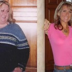 donne prima e dopo la dieta foto 30