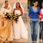 donne prima e dopo la dieta foto 35