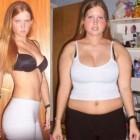 donne prima e dopo la dieta foto 48