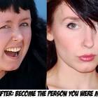 donne prima e dopo la dieta foto 53