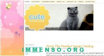 cute overload blog animali teneri 350x188