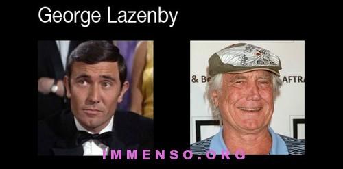 George Lazenby james bond 2