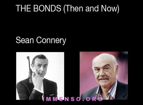 Sean Connery james bond 1