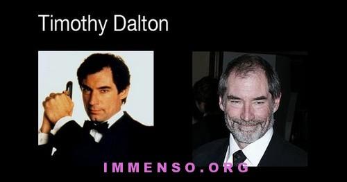 Timothy Dalton james bond 4