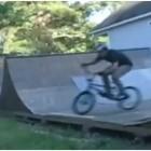 acrobazia bmx video