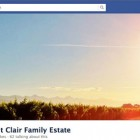 copertine timeline sanit clair family estate