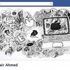 copertine timeline zuhair ahmed