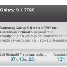 galaxy s2 sconto